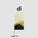 Flaga reklamowa (Winder)